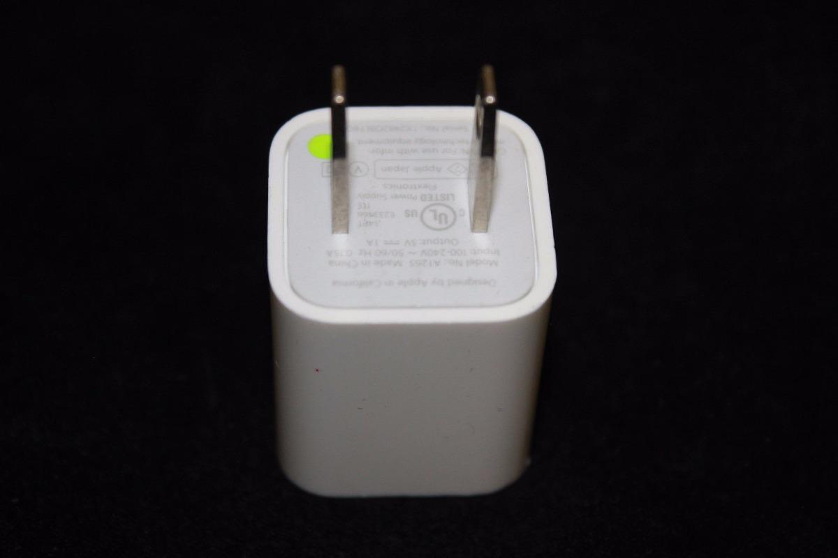 7a85f3f4627 Cubo Cargador Autentico Apple Para iPhone 4 4s 5 5s 6 6s - $ 140.00 ...