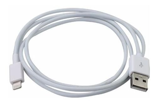 cubo cargador y cable usb de iphone 5 5c 5s 6 6s