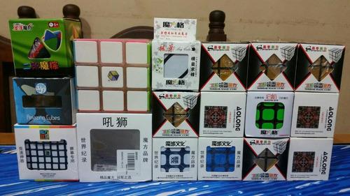 cubo carni chaack mod 3x3 y otros cubos!!!