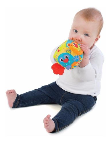 cubo con mordillos para bebe infanti
