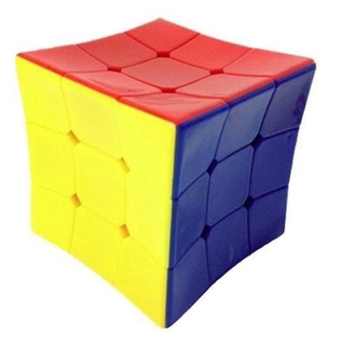 cubo concavo + brinde. ajustável speedingcube