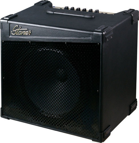 cubo contrabaixo staner shout 215b 140 watts tipo bx 200a
