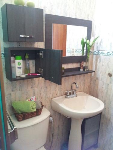 cubo cuadrado melamina para baño u otros espacios (1 unidad)