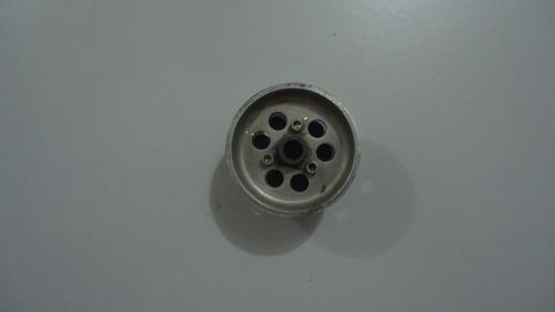 cubo de alum.de roda sullivan 4 pol.(1 unid)