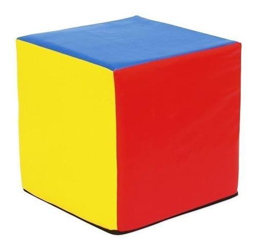 cubo de gomaespuma 30x30x30 con cierre