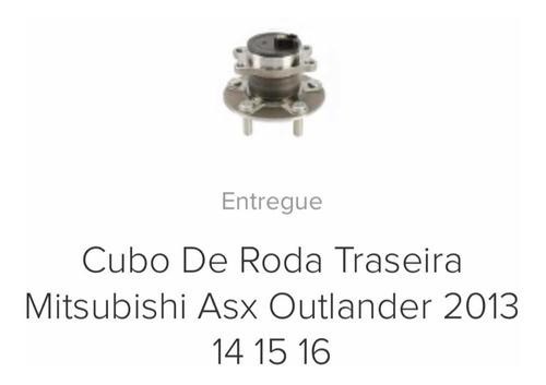 cubo de roda asx