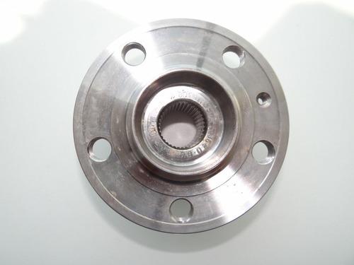 cubo de roda com rolamento fox 04/15 polo 03/15 6c0407621