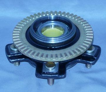 cubo de roda dianteiro com rolamento vitara 1999 - 2001