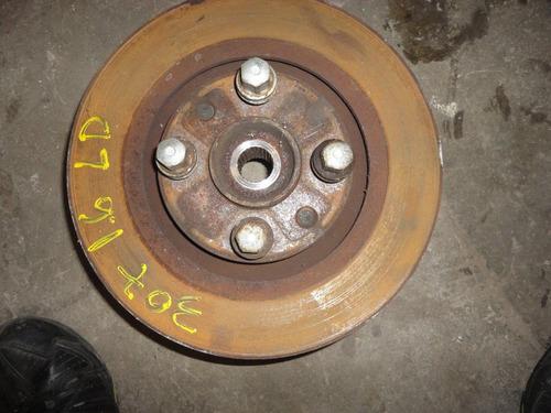 cubo de roda dianteiro direito peugeot 307 1.6 16
