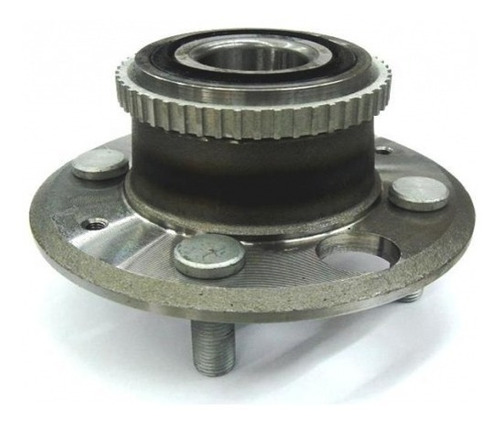 cubo de roda traseiro com rolamento new fit ex/lx após 2009