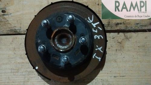 cubo de roda traseiro esquerdo ix 35
