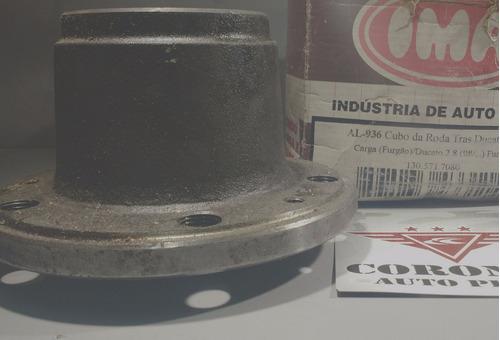 cubo de roda traseiro fiat ducato al-936 aro 16
