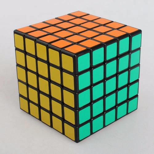 cubo de rubik marca shengshou 5x5  + regalo!