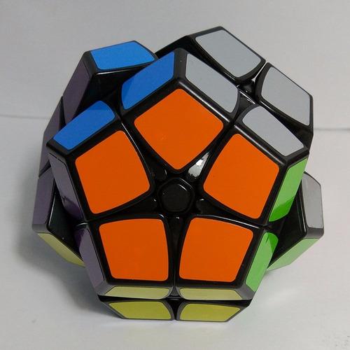 cubo de rubik megaminx 2x2 kilominx shengshou