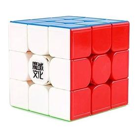 Cubo De Rubik Moyu Weilong Gts3 Lm Cubo Mágico De Rubik