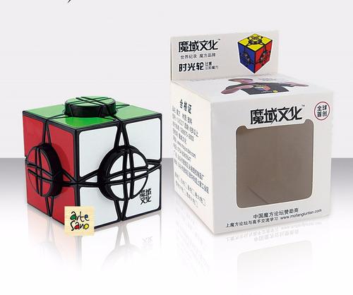 cubo de rubik timewheel