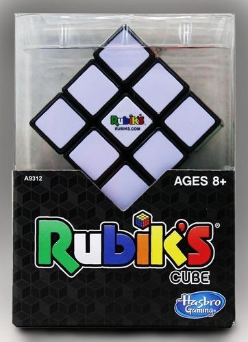 cubo de rubiks original hasbro 3x3 de colores bloque 6 cm 3d