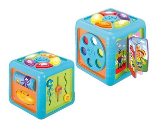 cubo didáctico juguete