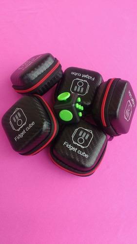 cubo fidget anti estrés