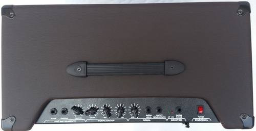 cubo guitarra 100w jv-120-gt 12 pol. customizado