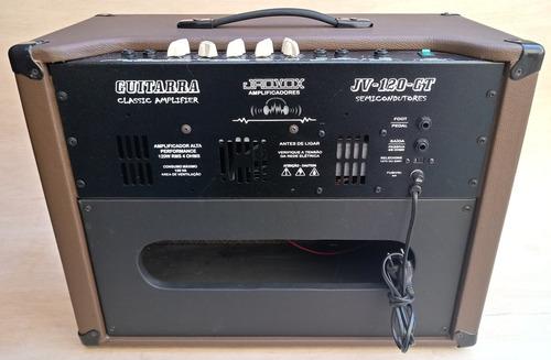cubo guitarra 120w jv-120-gt 12 pol.