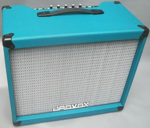 cubo guitarra 120w jv-120-gt 2x10 pol. customizado