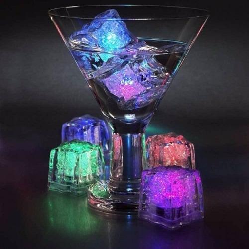 cubo hielo luminoso led hora loca la gran13 + 3000 artículos