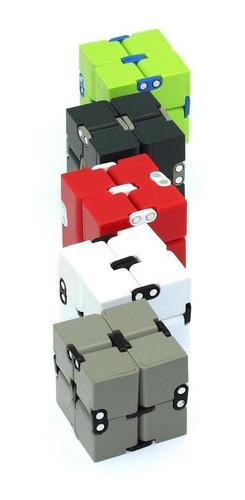 cubo infinito mágico infinity cube paquete de 10 antiestres