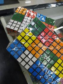 Cubo Llavero Rubik Material Plástico