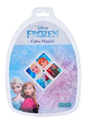 cubo mágico 2x2 frozen ditoys