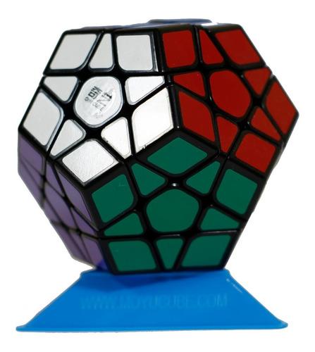 cubo magico 3x3 de rubik megaminx qiyi profesional