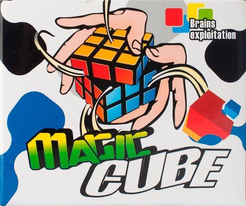 cubo magico 3x3 magic cube juego de habilidad mundo manias