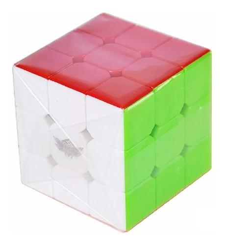 cubo magico 3x3x3 ultima version cyclone boys con alcancia