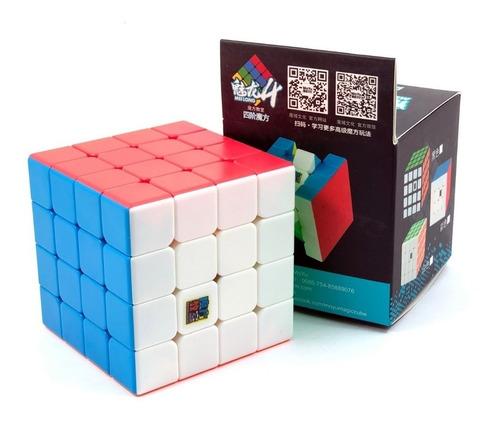 cubo mágico 4x4x4 moyu meilong colorido pronta entrega