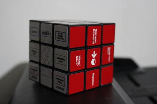 cubo magico 5 x 5 plastico
