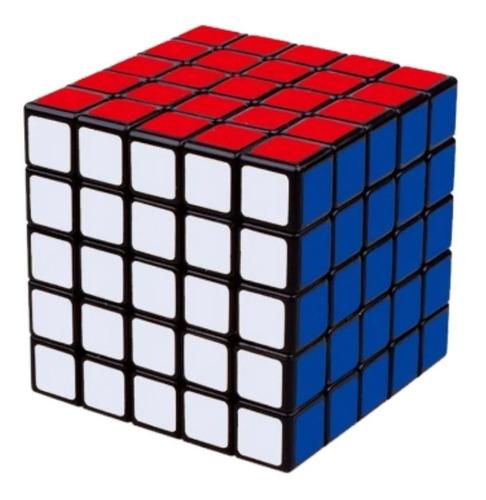 cubo magico clasico cube magic 5x5 jyj educando