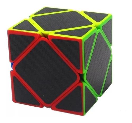 cubo magico cube world 5 piezas por cara rombo educando