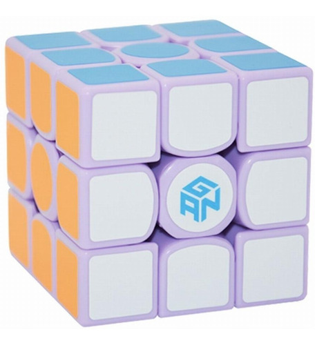 cubo mágico de rubik 3x3x3 gans 356 air limited edition