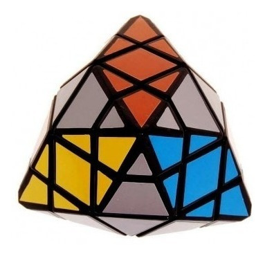 cubo mágico diansheng shaped 4 corners