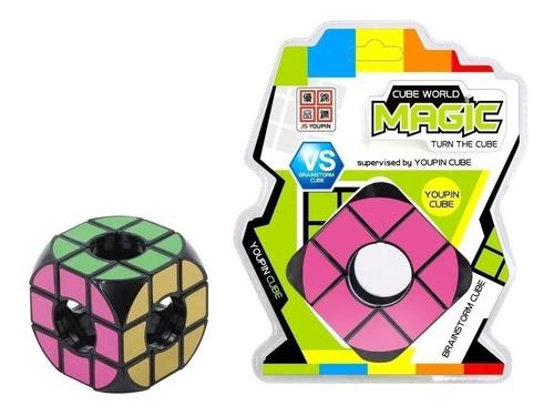 cubo magico disco cube magic world original educando