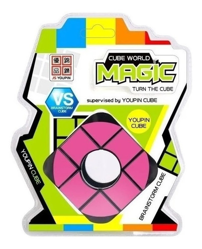 cubo magico disco cube magic world original educando full