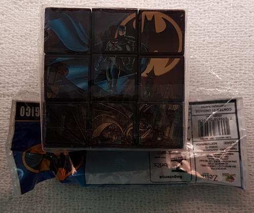 cubo magico infantil batman