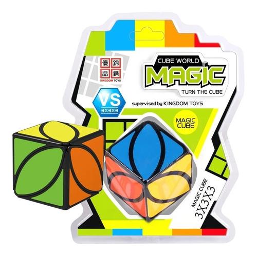 cubo magico oval cube magic world original educando