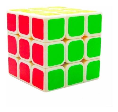 cubo mágico profesional rápido veloz juguete didáctico