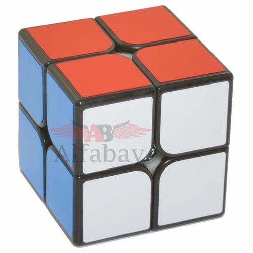 cubo mágico profissional 2x2x2 moyu yj guanpo imperdível!