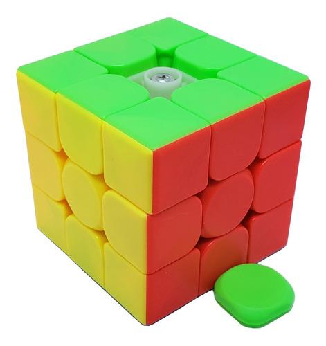 cubo mágico profissional 3x3x3 moyu meilong 3 stickerless