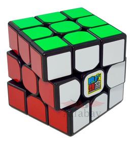 Cubo Mágico Profissional 3x3x3 Moyu Mf3rs + 3 Brindes