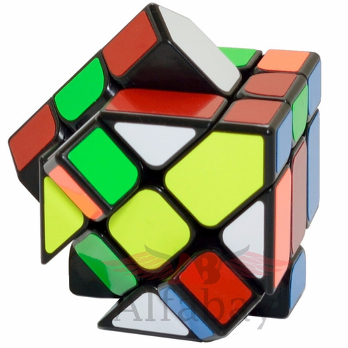 cubo mágico profissional 3x3x3 yileng fisher moyu yj confira
