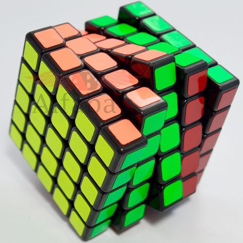 cubo mágico profissional 5x5x5 moyu yj yuchuang imperdível!