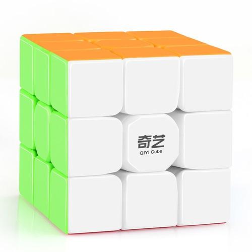 cubo magico qiyi warrior w abs 3x3